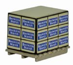 Oxford Diecast 76ACC007 Pallet Loads Reckitts Starch (4)